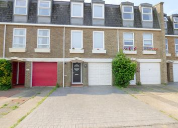 Thumbnail 4 bed town house to rent in Mallon Dene, Rustington, Littlehampton