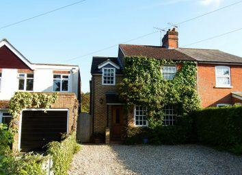 4 bed semi-detached house for sale in Saunders Lane, Hook Heath, Woking GU22