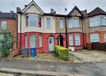 Thumbnail 3 bedroom terraced house to rent in Fairholme Road, Harrow
