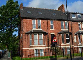 Thumbnail 5 bed flat to rent in Flat 6, 53 Osborne Road, Jesmond