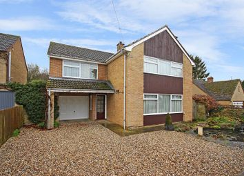 Thumbnail 4 bed detached house for sale in East End, North Leigh, Witney