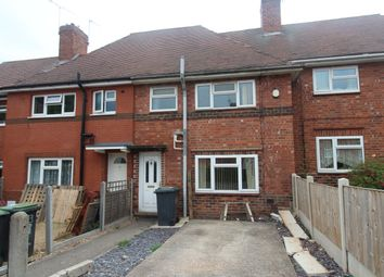 3 bed terraced house to rent in Boundary Road, Beeston, Nottingham NG9