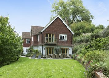 Thumbnail 6 bedroom detached house to rent in Dog Kennel Green, Ranmore Common, Dorking