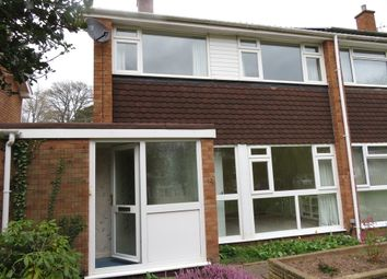 Thumbnail 3 bed semi-detached house for sale in Dewpond Close, Holmer, Hereford