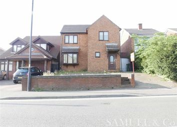 Thumbnail 5 bed detached house to rent in Walsall Road, Darlaston, Wednesbury