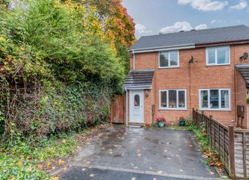 Thumbnail 2 bed semi-detached house for sale in Prospect Road North, Lakeside, Redditch