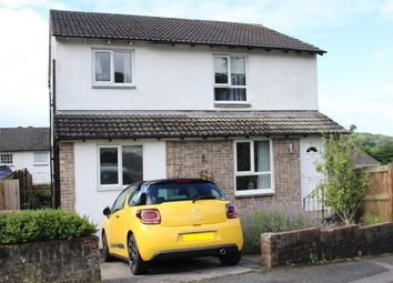 Thumbnail 4 bed detached house for sale in Yealmpstone Close, Plympton, Plymouth
