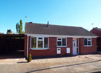 Thumbnail 2 bed bungalow for sale in The Coppice, Thurmaston, Leicester, Leicestershire