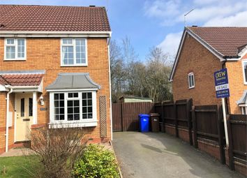 Thumbnail 3 bed semi-detached house for sale in Mcadam Close, Stapenhill, Burton-On-Trent, Staffordshire