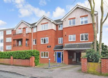 Thumbnail 2 bed flat for sale in Hornbeam Road, Buckhurst Hill, Essex