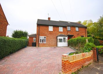 Thumbnail 3 bedroom semi-detached house for sale in Dunmow Close, Loughton