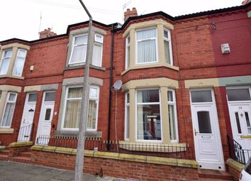 Thumbnail 2 bed terraced house to rent in Portland Street, Birkenhead, Merseyside