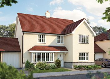 "Thumbnail 5 bed detached house for sale in ""The Chester"" at Humphry Davy Lane, Hayle"