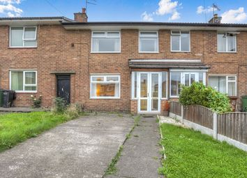 Thumbnail 2 bed terraced house for sale in Overton Crescent, Hazel Grove, Stockport