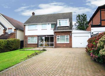 Thumbnail 4 bed detached house for sale in Galley Lane, Arkley, Hertfordshire