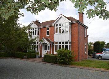 Rosehill Road, Rosehill Road, Stoke Heath, Market Drayton TF9. 4 bed detached house for sale