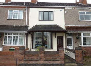 Thumbnail 3 bed terraced house for sale in Bramhall Street, Cleethorpes