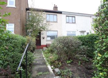 Thumbnail 2 bed terraced house for sale in Riddon Place, Peterson Park, Glasgow