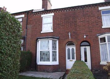 Thumbnail 3 bed terraced house to rent in Cromwell Terrace, Leek, Leek