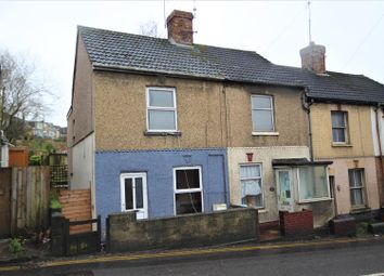 Thumbnail 2 bedroom end terrace house for sale in Kingshill Road, Old Town, Swindon