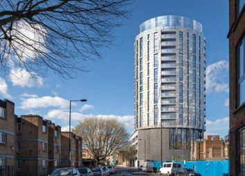 Thumbnail 2 bed flat for sale in Kingsland High Street, London
