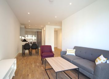 Thumbnail 1 bed flat to rent in Discovery House, Juniper Drive, London