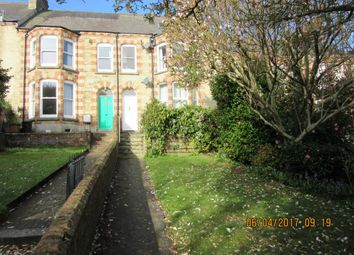 Thumbnail 1 bed flat to rent in 10 Stratton Terrace, Truro, Cornwall