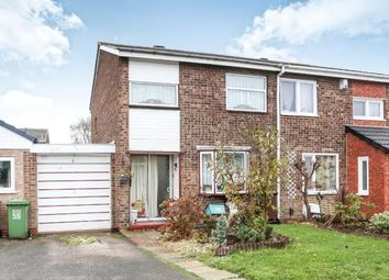 Thumbnail 3 bed semi-detached house for sale in Winchester Drive, Chelmsley Wood, Birmingham, .