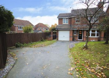 4 bed detached house for sale in Holme Close, Shipley View, Ilkeston DE7