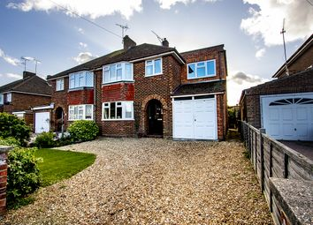 Thumbnail 4 bed semi-detached house for sale in Selsdon Avenue, Woodley, Reading