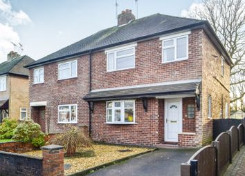 Thumbnail 3 bed semi-detached house for sale in Lightley Close, Sandbach