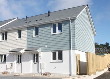 Thumbnail 2 bed end terrace house to rent in Antron Hill, Mabe Burnthouse, Penryn