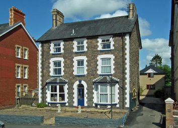 Thumbnail 1 bed flat to rent in Flat 5 Griffin Lodge, Temple Street, Llandrindod Wells, Powys