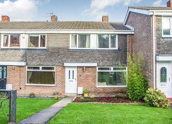 Thumbnail 3 bed terraced house for sale in Mountside Gardens, Dunston, Gateshead
