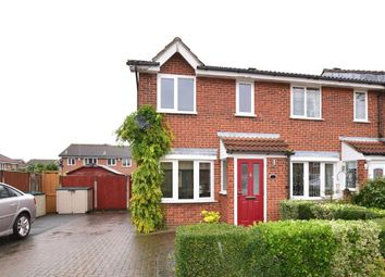 Thumbnail 2 bed end terrace house for sale in Henley Deane, Northfleet, Gravesend, Kent
