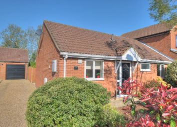 Thumbnail 2 bed semi-detached bungalow for sale in Highfield Close, Foulsham, Dereham
