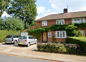 Thumbnail 3 bed property to rent in Broadfield Place, Welwyn Garden City