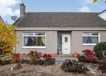 Thumbnail 2 bed semi-detached bungalow for sale in Strathisla Road, Broughty Ferry, Dundee