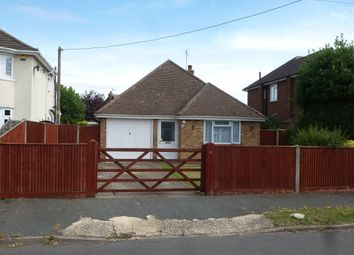 Thumbnail 2 bed detached bungalow for sale in Meadow Way, Dorney Reach, Dorney