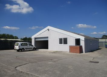 Thumbnail Light industrial to let in Workshop/Showroom/Trade Counter Unit, David Street, Bridgend Industrial Estate