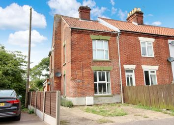 Thumbnail 3 bedroom end terrace house for sale in North Walsham Road, Sprowston, Norwich
