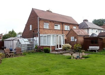Thumbnail 2 bed semi-detached house to rent in Trent Lane, Burton Joyce, Nottingham
