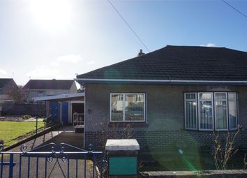 Thumbnail 2 bed semi-detached bungalow to rent in Idris Place, Bridgend, Mid Glamorgan