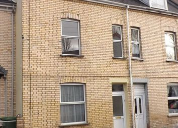 Thumbnail 3 bedroom property for sale in Victoria Street, Barnstaple