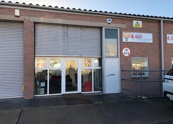 Thumbnail Light industrial to let in Unit 41/42, Block 7, Old Mill Lane Industrial Estate, Mansfield Woodhouse, Mansfield