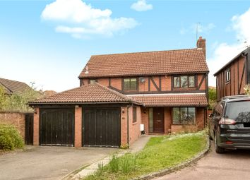Thumbnail 4 bed detached house to rent in Sheridan Way, Wokingham, Berkshire