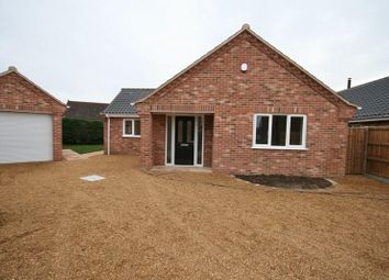 Thumbnail 3 bedroom detached bungalow for sale in Whitworth Avenue, Attleborough