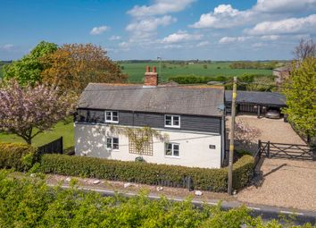 Thumbnail 3 bed cottage for sale in Great Oakley, Harwich, Essex