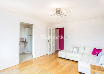 Thumbnail 1 bed flat to rent in Draycott Close, London