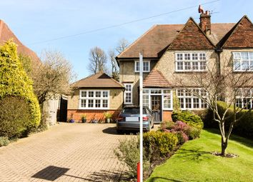 Thumbnail 5 bed semi-detached house for sale in Queens Road, Barnet